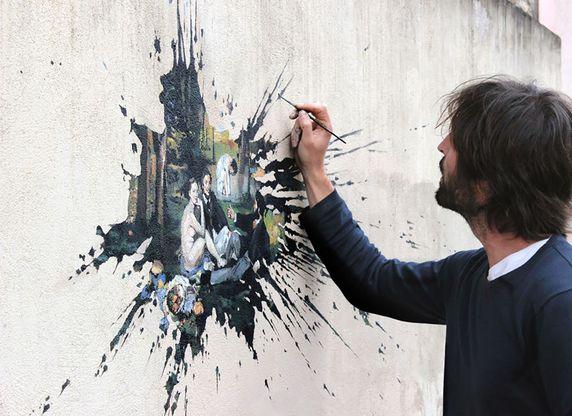 Photo d artiste arts et voyages for Art et artiste