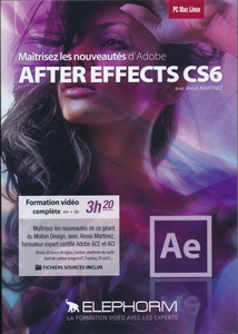 AFTER EFFECTS CS6 - LES NOUVEAUTES