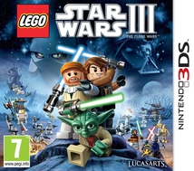 LEGO STAR WARS 3  : THE CLONE WARS - 3DS