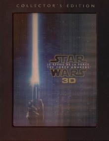 STAR WARS - LE RÉVEIL DE LA FORCE 3D
