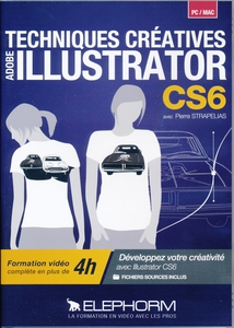 ILLUSTRATOR CS6 - TECHNIQUES CREATIVES
