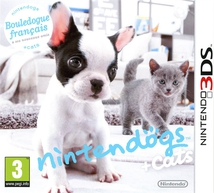 NINTENDOGS & CATS : BOULEDOGUE FRANCAIS - 3DS