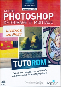 PHOTOSHOP CS5 - DETOURAGE ET MONTAGE