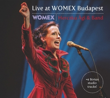 LIVE AT WOMEX BUDAPEST