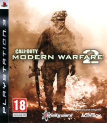 CALL OF DUTY - MODERN WARFARE 2 - PS3