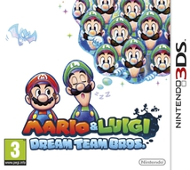 MARIO & LUIGI : DREAM TEAM BROS