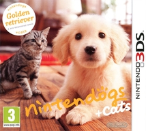 NINTENDOGS & CATS : GOLDEN RETRIEVER - 3DS