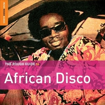 ROUGH GUIDE TO AFRICAN DISCO (+ CD BY V. NGUINI & MALOKO)