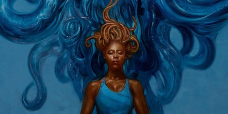 Africa is in the Future - couverture de livre de Nnedi Okorafor