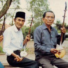 Music from the Outskirts of Jakarta - Folkways