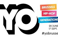 Yo brussels [logo allongé]