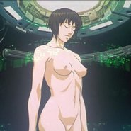 Ghost in the Shell (bannière) - Mamoru Oshii