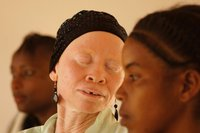 Tanzania Albinism Collective - White African Power